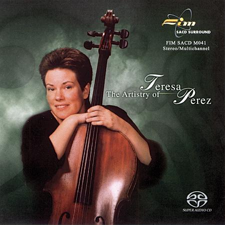 The Artistry of Teresa Perez